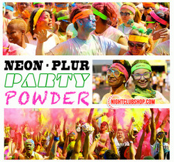 PLUR UV GLOW PARTY POWDER