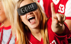 CHEMI's SMART LED VIDEO GLASSES