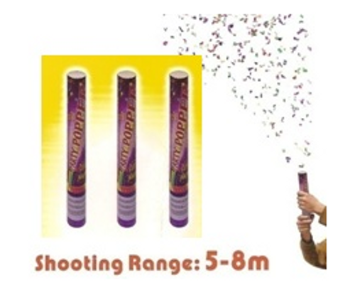 cannon, gun, fire, confetti, celebration, party, shoot