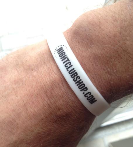 branded, merch,logo, text, custom, personalized, wrist, band, bracelet, wristband