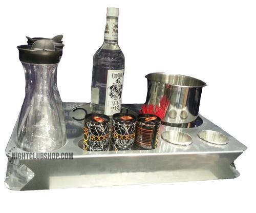 Large, Custom, Bottle, Service, Bottle Service, Tray,Delivery, VIP, Logo