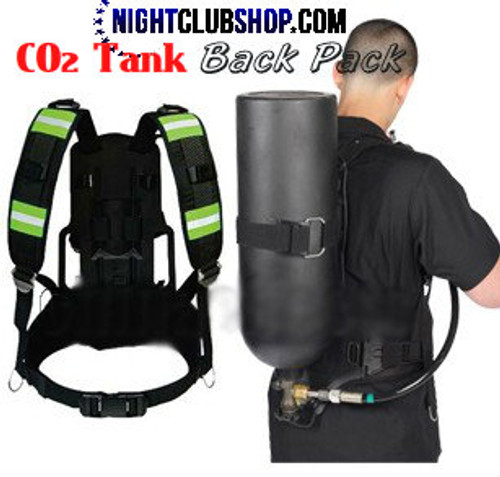 Cryo, CO2, Tank,backpack,mobile,holder