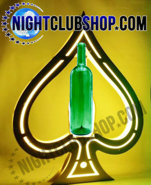 ACE-OF-SPADES-DOM-Perignon-Service-presentation-domPERIGNON-Bottle-Caddie-Presenter-VIP-Bottle-Delivery-Tray