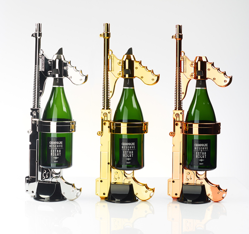 Champagne-Gun-Cannon-Spray-celebrate-party-magnum-Veuvet Cliquot-Dom Perignon-Gun-blast-shoot-