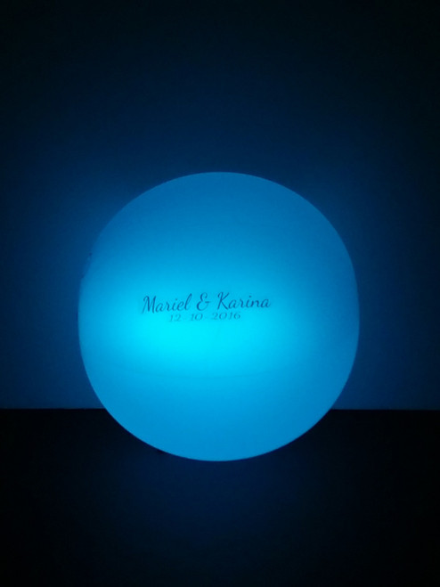 Custom, Branding, RGB, LED, Remote Controlled, Beachball, Super-bright, Nightclub, Lounge, Festival, Concert, Sporting, Event