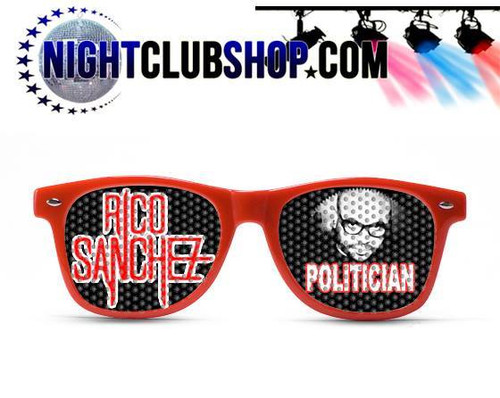 DJ_Promo_Custom_Print_Sunglasses_Shades_Personalized_Merch_DJ RICO SANCHEZ