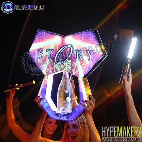 LED, Nexus, Bottle, Presenter, Liquor, Delivery, VIP, Exclusive, Nightclub, Nightlife, Club, Bar, Casino