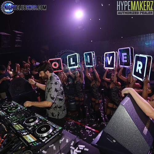 LED_Interchangeable_Letter_Boxes_Shields_RGB_Remote_Controlled_RF_Oliver_Heldings_DJ_Nightlife_Nightclub_Club_Bar_Lounge_Casino_Celebration