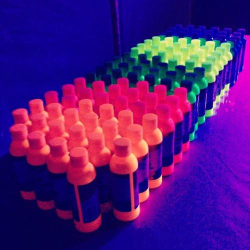 UV,Black, Light ,Neon, Rave,Body ,Glow ,Paint, 1 GALLON,Paint Party