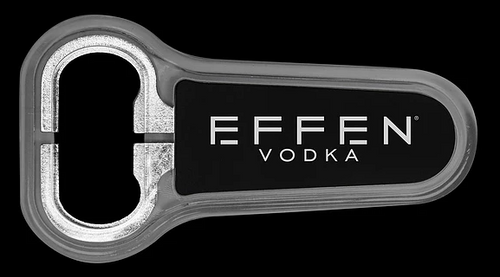 Effen, Vodka, Bottle, Cap, Remover, LED, Customizable, Bar, Product, Beer, cerveza, Custom, Logo, Marketing, Branding