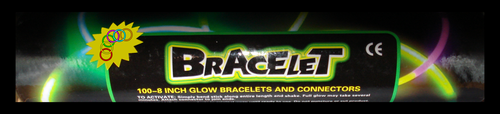 glow, bracelet, band, jewelry, rave, club, necklace