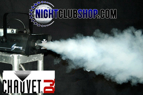 Chauvet, Pro, DJ, Smoke, Machine, SMOKE MACHINE, SPECIAL, EFFECT, STAGE,NIGHTCLUB, SHOW