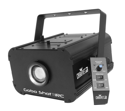 Gobo Shot 50W IRC Projector
