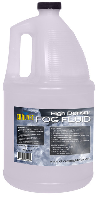 High Density, Fog fluid,smoke, machine, liquid, Chauvet, Mobile DJ, Special Effect,