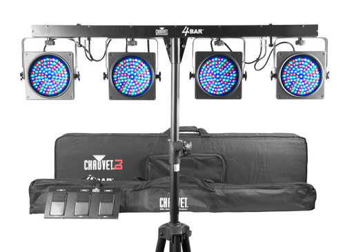 Lighting System for DJs,4bar, led, lights, lightingeffects, disco, discolight, nightclubsupplies, nightclub, 1
