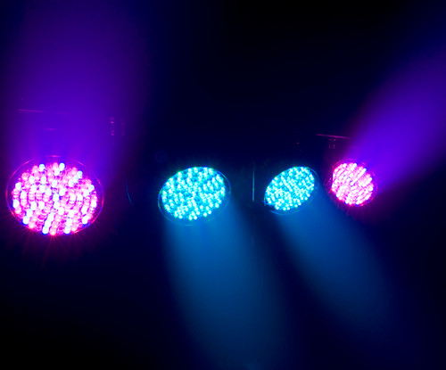 Lighting System for DJs, 4bar, led, lights, lightingeffects, disco, discolight, nightclubsupplies, nightclub, 1