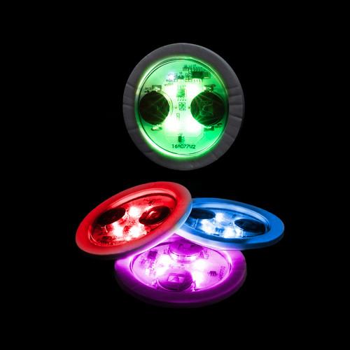 LED MINI BOTTLE GLOW - BOTTLE BRIGHT DISPLAY GLORIFIER - COLORS