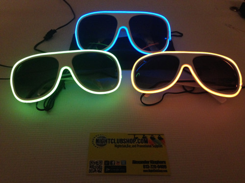 LED LITE UP GLASSES, LED LITECUBE, LiteUp Glasses, Light up, Sunglasses, sun Glasses, illuminated lenses, light up shades