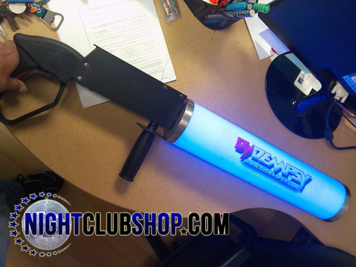 LED, CO2, Gun, Cannon, LED Cannon, LEDGun, CO2 LEDGUN, Party, Cryo, Jet, Custom,