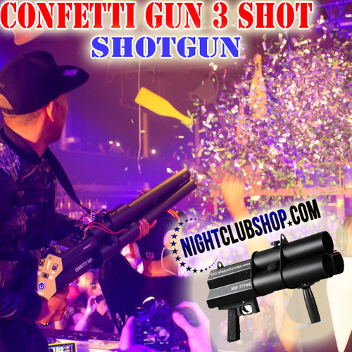 Confetti, shotgun, Cannon, Gun, Shot Gun, Launcher, E Cartridge, shoot, launch, Confeti, Blast, Shot