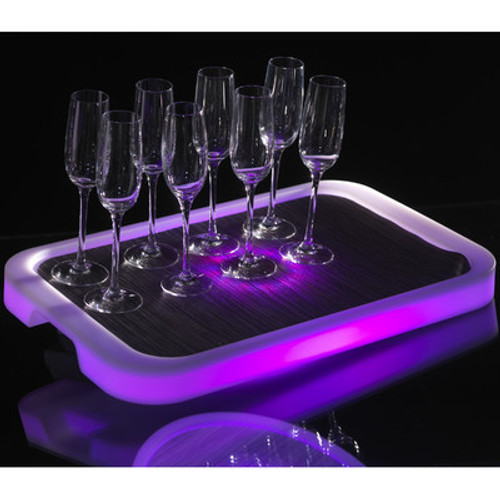 LED,Tray, lighted, Light up, illuminated, serving tray, Service Tray