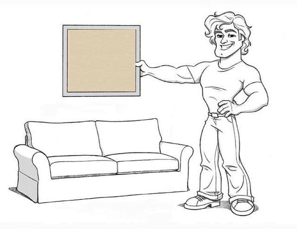 Pottery Barn Comfort Roll Arm Grand Sofa Slipcover Set - Box Edge Cushions - Honey Brushed Canvas - L43