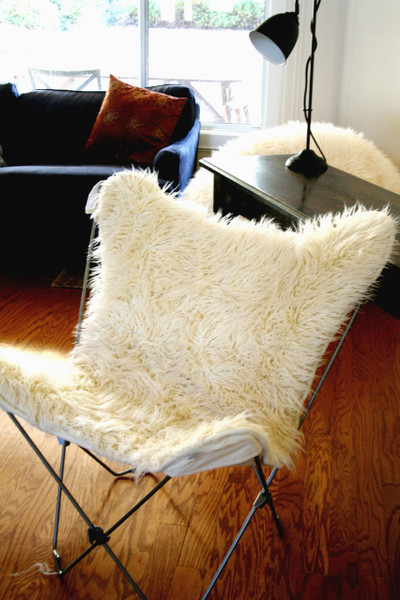 Furlicious Butterfly Chair - Slipcover Only