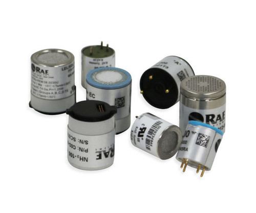 RAE Systems Replacement Sensors for the MultiRAE & ToxiRAE Series Gas Monitors
