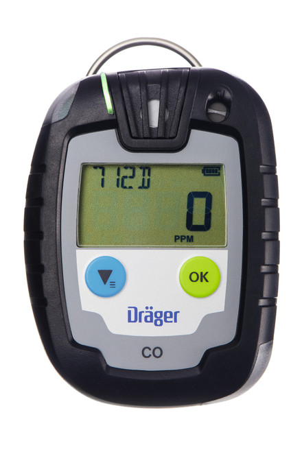 Draeger Safety PAC 6000 Single Gas Carbon Monoxide (CO) Monitor