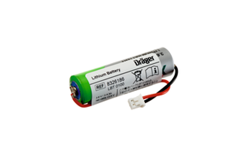 Draeger Safety PAC Series Single Gas Monitor Replacement Battery