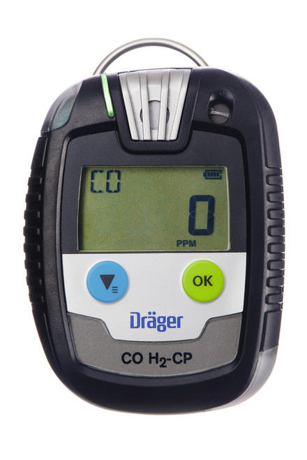 Draeger Safety PAC 8500 Gas Monitor with Carbon Monoxide - Hydrogen Compensated (CO H₂-CP) Sensor