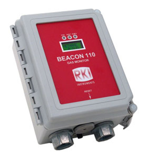 RKI Instruments Beacon 110 Single Gas Controller without Sensor