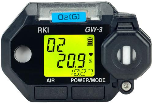 RKI Instruments GasWatch 3 with O2 Sensor