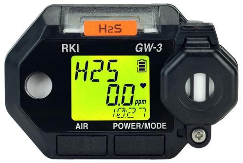 RKI Instruments GasWatch 3 with H2S Sensor