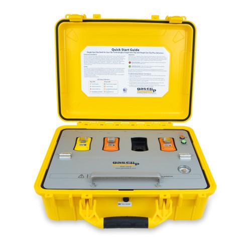 Gas Clip Technologies Single Gas Clip Dock in Portable Case