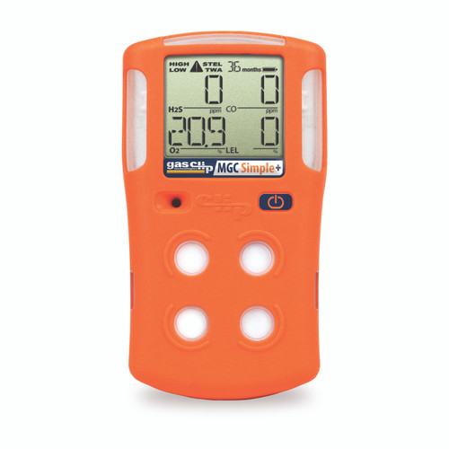Gas Clip Technologies Multi Gas Clip Simple Plus 3 Year 4 Gas Detector