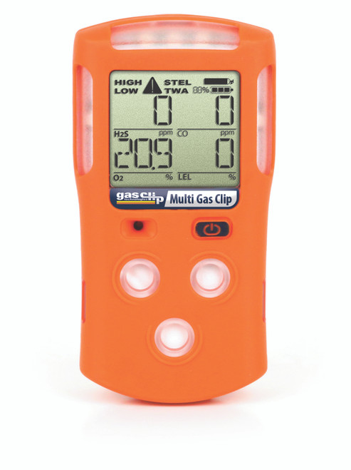 Gas Clip Technologies Multi Gas Clip Infrared Detector