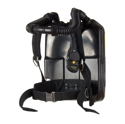 Draeger BG 4 Plus Closed Circuit Breathing Apparatus (Rebreather) WITHOUT Mask or Cylinder