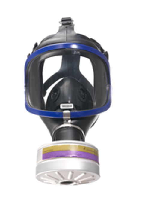 Draeger Safety X-Plore 6000 Series Full Face Respirator without Cartridge