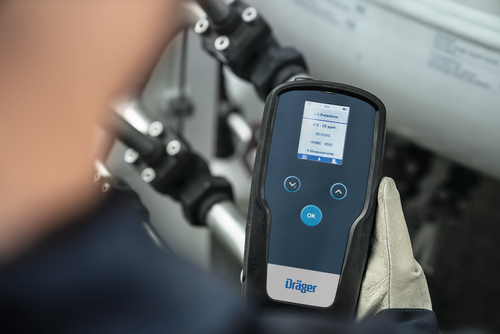 Draeger Safety X-act 7000 Multi-Gas Detector with MicroTubes