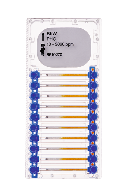 Draeger Safety MicroTubes for X-act 7000