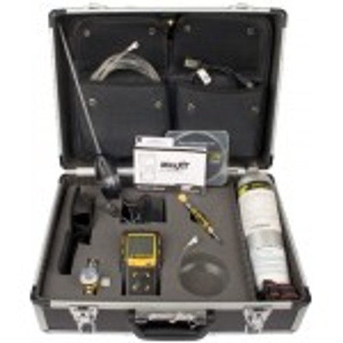 GasAlertMax XT II Confined Space Kit with Monitor