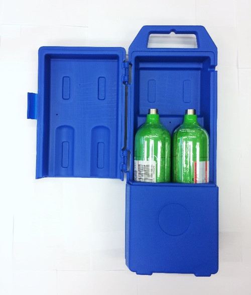 Calibration Kit for BW Multigas Instruments - 58 Liter Size Cylinder