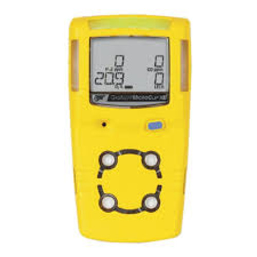 BW Technologies GasAlertMicroClip XL Multigas Monitor
