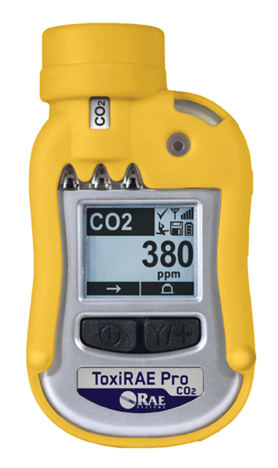 RAE Systems ToxiRAE Pro CO2 Monitor