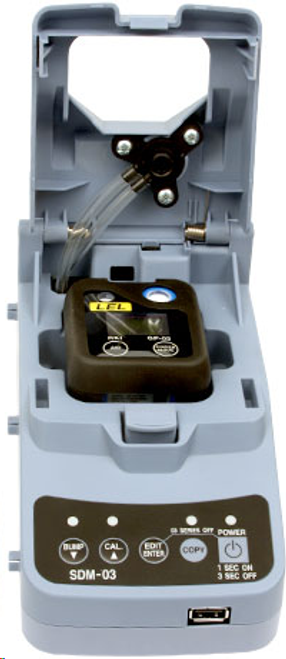 SDM-03 Calibration Station