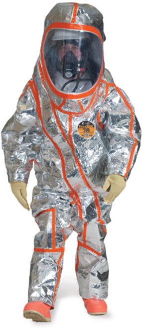 Kappler Frontline 500 NFPA 1991 Certified Single Skin Protection Suit - CE Marked