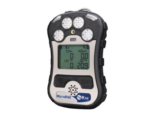 RAE Systems MicroRAE 4-Gas Monitor