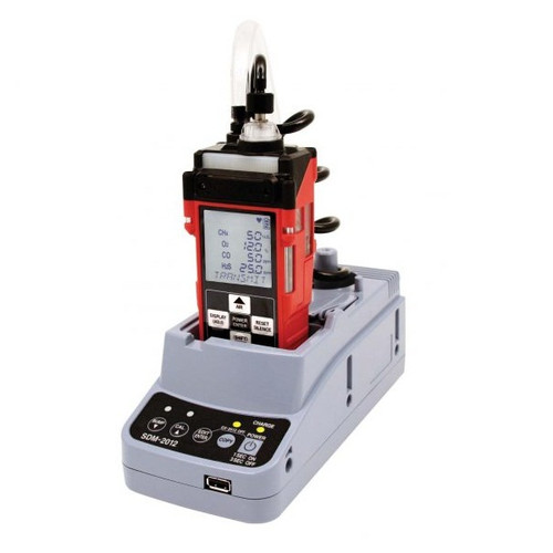 RKI Instruments Calibration Station for the GX-2012 Gas Monitors
