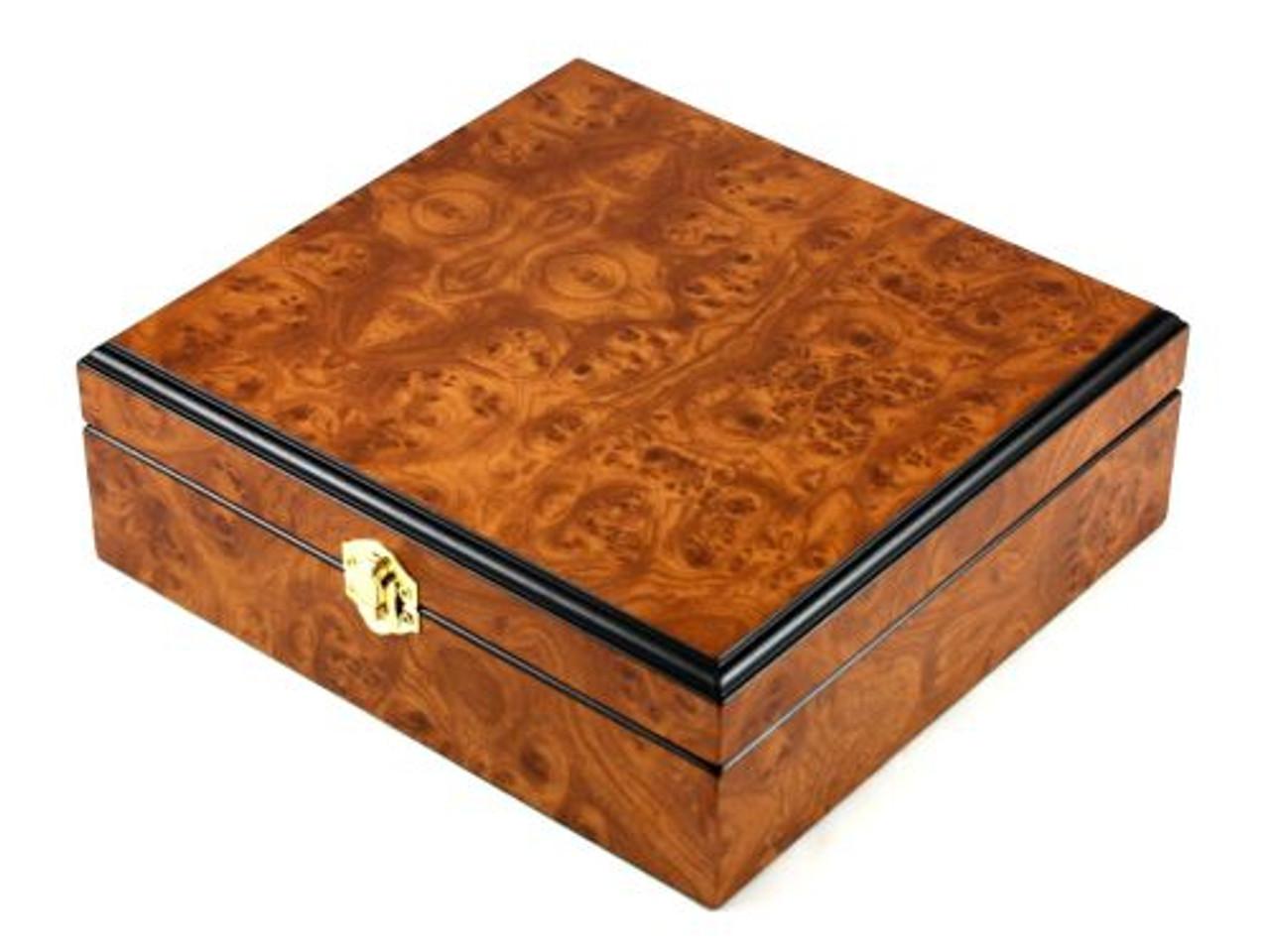Warner Cigar Humidor
